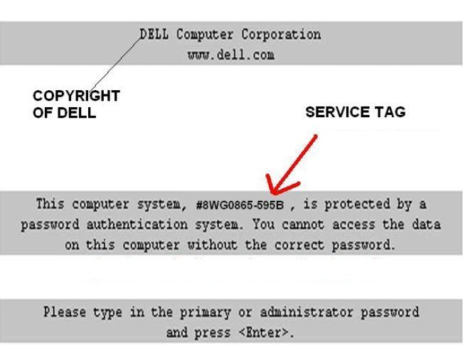 Reset or Remove Bios passwords on Dell Inspiron n4010